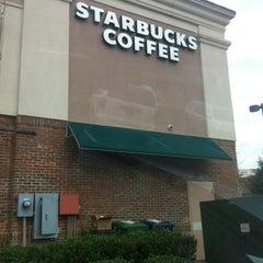 Photo taken at Starbucks by Kristina A. on 12/12/2011