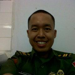 Photo taken at Bank BRI by Audri A. on 11/24/2011
