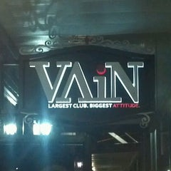 Photo taken at Vain by Amy W. on 9/17/2011