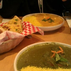 Photo taken at Roti Grill by K F. on 12/26/2011