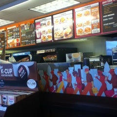 Photo taken at Dunkin' Donuts by Kortney on 7/21/2012