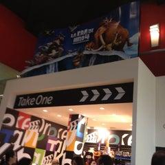 Photo taken at Cinemex by Daniela F. on 8/2/2012