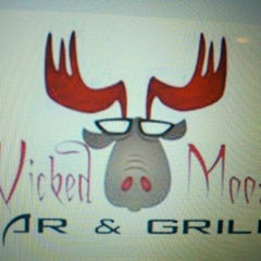 Photo taken at Wicked Moose Bar & Grill by Annie D. on 10/5/2011