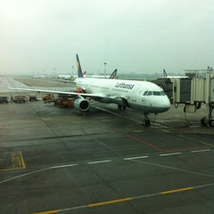 Photo taken at Gate A19 by Roberto S. on 3/18/2012