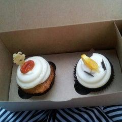 Photo taken at Urban Cookies Bakeshop by Toryanni P. on 8/4/2012
