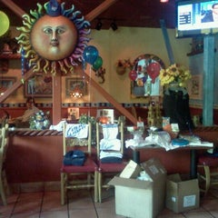 Photo taken at Margaritas Mexican Restaurant by India M. on 9/12/2011