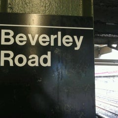 Photo taken at MTA Subway - Beverley Rd (Q) by Jason J. on 9/24/2011