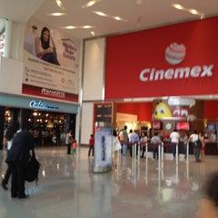 Photo taken at Cinemex by Antonio d. on 5/16/2012