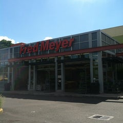Photo taken at Fred Meyer by Tucker on 8/29/2012