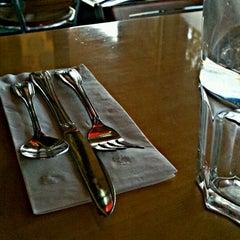Photo taken at Big Wave Cafe by Erik B. on 4/18/2012