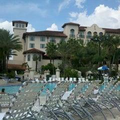 Photo taken at Hard Rock Hotel Beach Pool by Nicholas B. on 9/25/2011