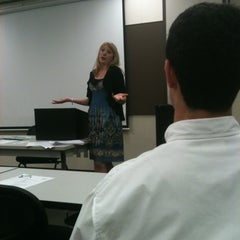 Photo taken at PRSSA HQ by Katie G. on 3/26/2012