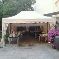 Photo taken at The Mark Luxury Hotel Prague by Altino G. on 7/12/2012