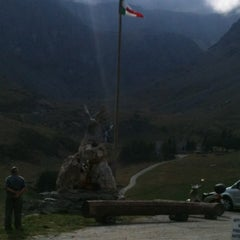 Photo taken at Pian Della Regina by Criqua P. on 8/9/2012
