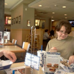Photo taken at Culver's by Mollyann H. on 4/18/2012