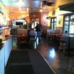Photo taken at Planet Fresh Gourmet Burritos by Jacob W. on 6/20/2012