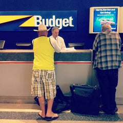 Photo taken at Budget Car Rental by John V. on 5/11/2012
