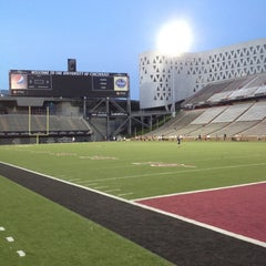 Photo taken at Nippert Stadium by David H. on 5/16/2012