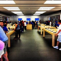 Photo taken at Apple Store, Town Square by Mike S. on 5/20/2012