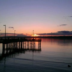 Photo taken at Redondo Board Walk by Connie P. on 4/13/2012