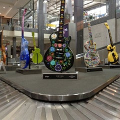Photo taken at Austin Bergstrom International Airport (AUS) by Jeremy on 3/8/2012