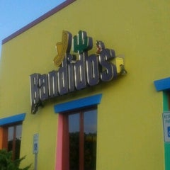 Photo taken at Bandido's by Cindy W. on 7/26/2012