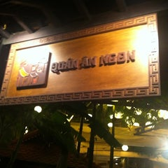 Photo taken at Quán Ăn Ngon by alan K. on 9/7/2012