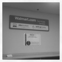 Photo taken at Walmart Supercenter by Django R. on 2/24/2012