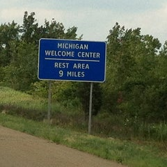 Photo taken at Michigan / Ohio State Line by J.D. S. on 7/15/2012