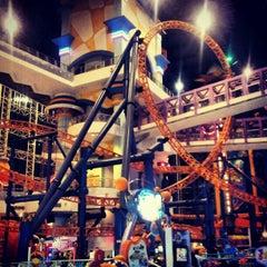 Photo taken at Berjaya Times Square Theme Park by Jake B. on 6/1/2012