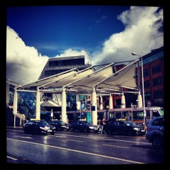 Photo taken at Dublin Connolly Railway Station by Iarla B. on 4/10/2012