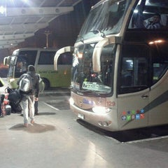 Photo taken at Terminal de Buses O'Higgins by Victor C. on 6/12/2012