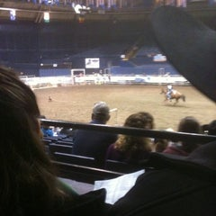 Photo taken at Brick Breeden Fieldhouse by Mem D. on 4/15/2012