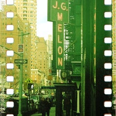 Photo taken at J.G. Melon by Nichole R. on 3/4/2012