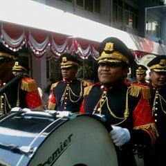 Photo taken at Balai Kota Malang by endrawan s. on 8/17/2012
