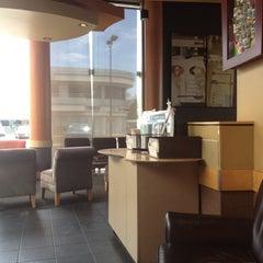 Photo taken at Starbucks by Ricardo S. on 3/18/2012