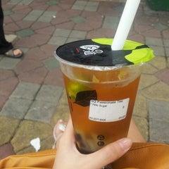 Photo taken at Ochado 茶道 @ Chong Pang by Sinyee Y. on 7/18/2012
