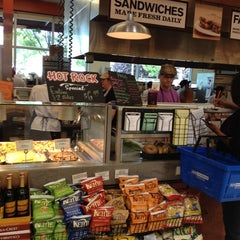 Photo taken at New Seasons Market by Andrew C. on 7/16/2012