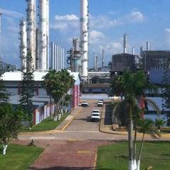 Photo taken at PEMEX Petroquímica Morelos by Fernando M. on 6/13/2012