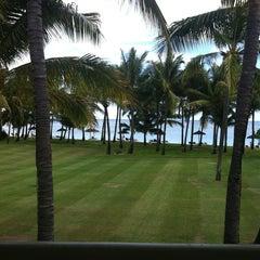 Photo taken at Sugar Beach Mauritius Hotel Resort & Spa by Juliaru on 5/7/2012