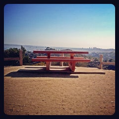 Photo taken at Griffith Park Trail by Bryan V. on 8/19/2012