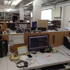 Photo taken at แปลนแอสโซซิเอทส์ ตึกแปลนเฮ้าส์ 3 ชั้นที่ 5 by PoLo O. on 2/10/2012