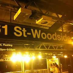 Photo taken at LIRR - Woodside Station by Coco E. on 9/1/2012