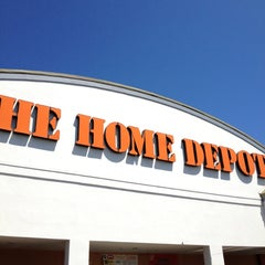 Photo taken at The Home Depot by Tristan on 5/28/2012