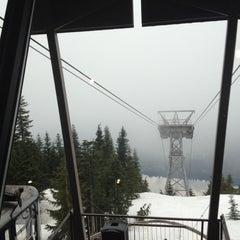Photo taken at Grouse Mountain by Evelyn C. on 5/9/2012