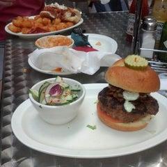 Photo taken at NIX Burger & Brew by Shel C. on 8/31/2012