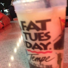 Photo taken at Fat Tuesday by Eric W. on 3/13/2012