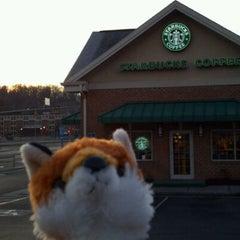 Photo taken at Starbucks by Bill on 1/25/2012