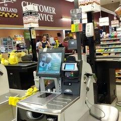 Photo taken at ShopRite by Daniel X. on 6/10/2012