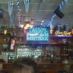 Photo taken at Tasso's Greek Restaurant by Kelly O. on 5/4/2012
